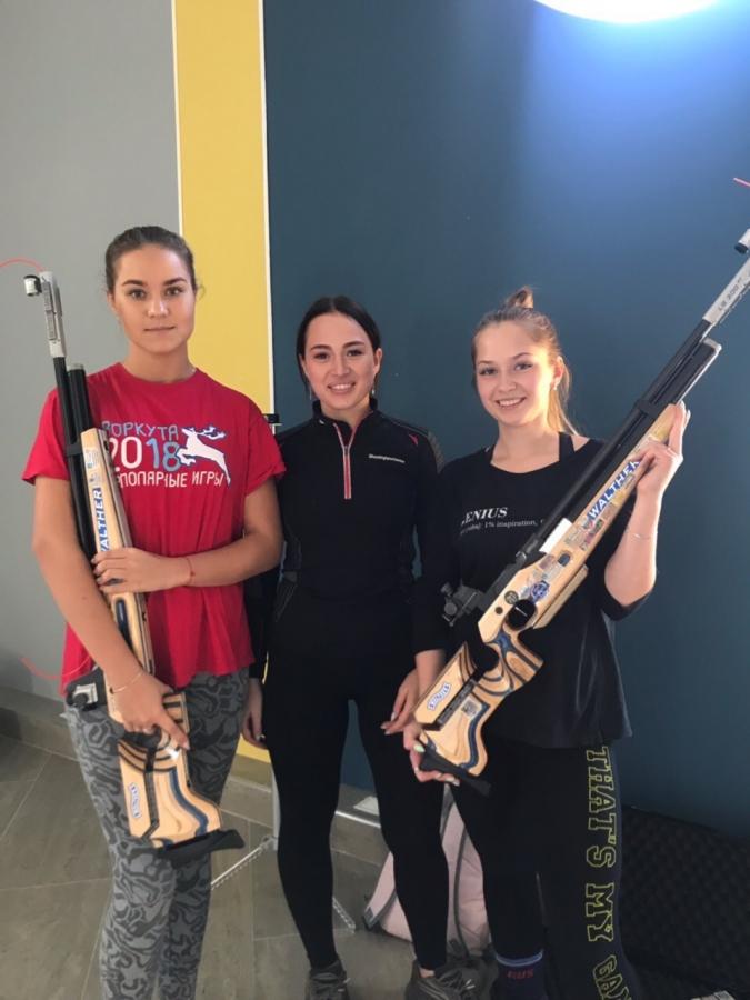 В Майкопе завершился командный Чемпионат России по стрельбе из пневматического оружия