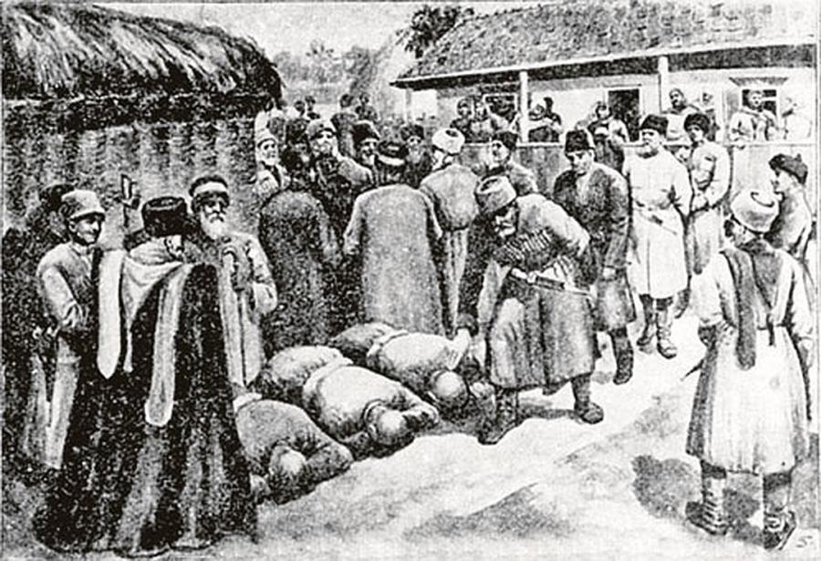 Археологи полагают, что адыги ещё в 14-15 веках хоронили своих воинов в черкесках