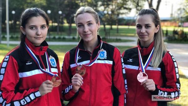 Спортсменки из Ноябрьска стали лучшими на Чемпионате России по пулевой стрельбе.