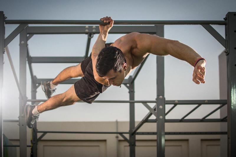Спорткомитет Майкопа определил самое оригинальное и самое техничное физическое упражнение