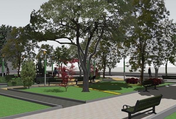 Благоустройство городской среды – одно из приоритетных направлений развития нашего города