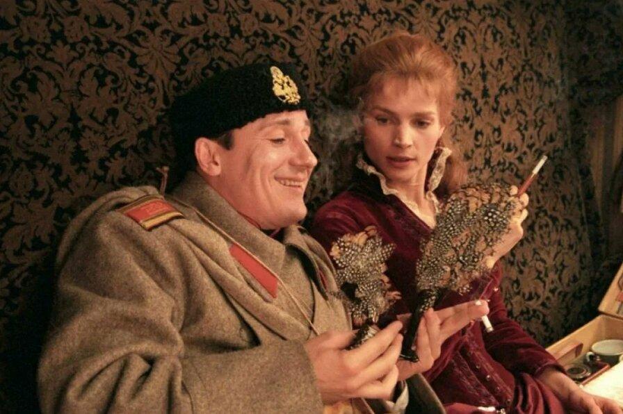 """Красавица Джейн из """"Сибирского цирульника"""". Как выглядит сейчас и чем занимается актриса Джулия Ормонд"""