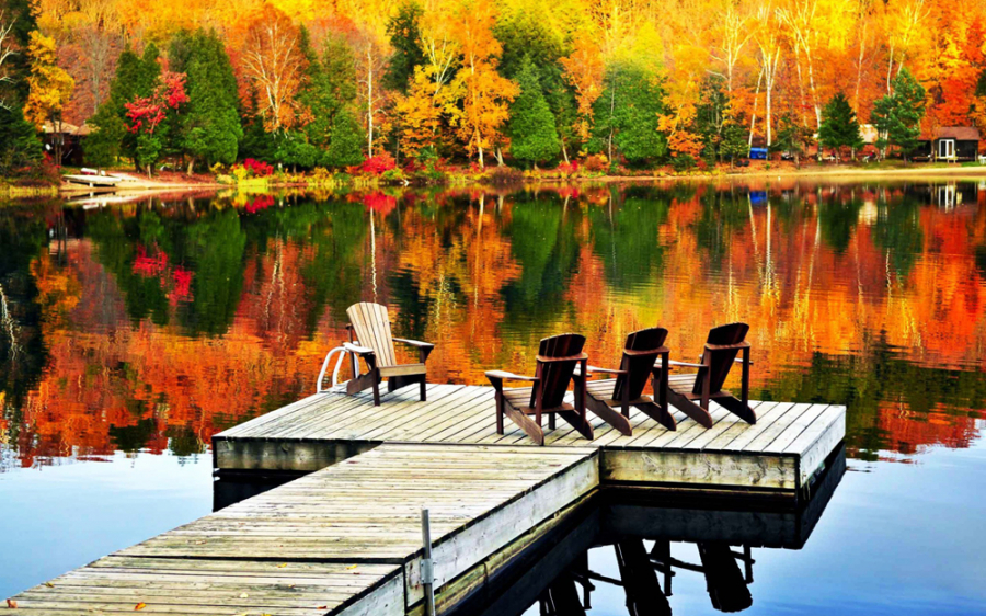 Как отдохнуть осенью