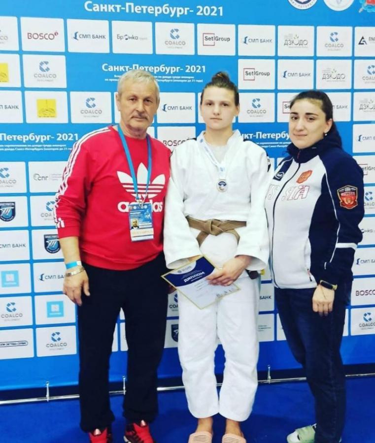 Спортсменка из Адыгеи вошла в юниорскую сборную России по дзюдо