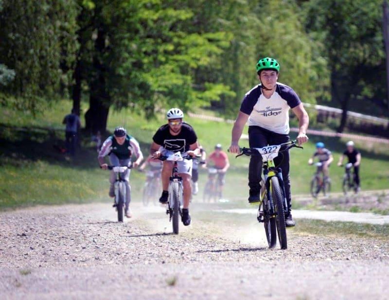 Открытый городской велофестиваль пройдет в Майкопе 2 мая