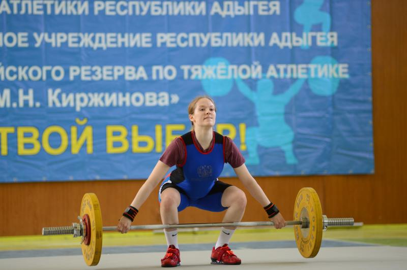В Адыгее проходят открытые республиканские соревнования имени Мухарбия Киржинова