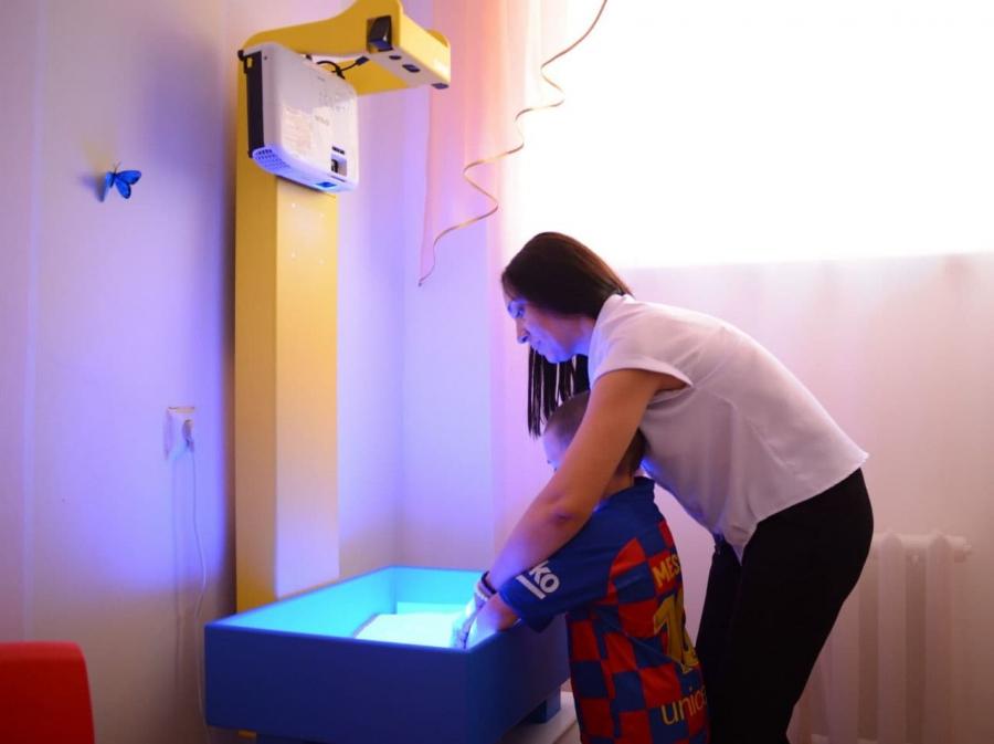 В Адыгее благодаря созданию «Микрореабилитационного центра» повысилось качество комплексной реабилитации детей-инвалидов