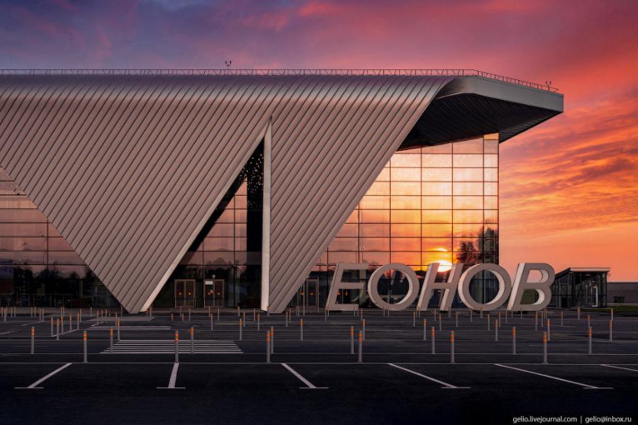 Аэропорт имени Алексея Леонова — новые воздушные ворота в Кузбасс