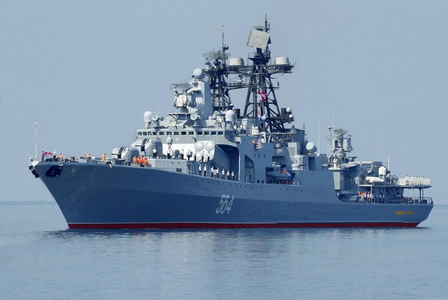 Сенатор Климов: попыткой нарушить границу ВМС США проверяли боеготовность войск России