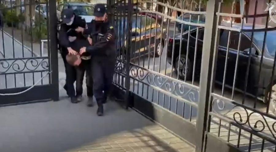 В Астрахани задержали опасного преступника, сбежавшего из колонии